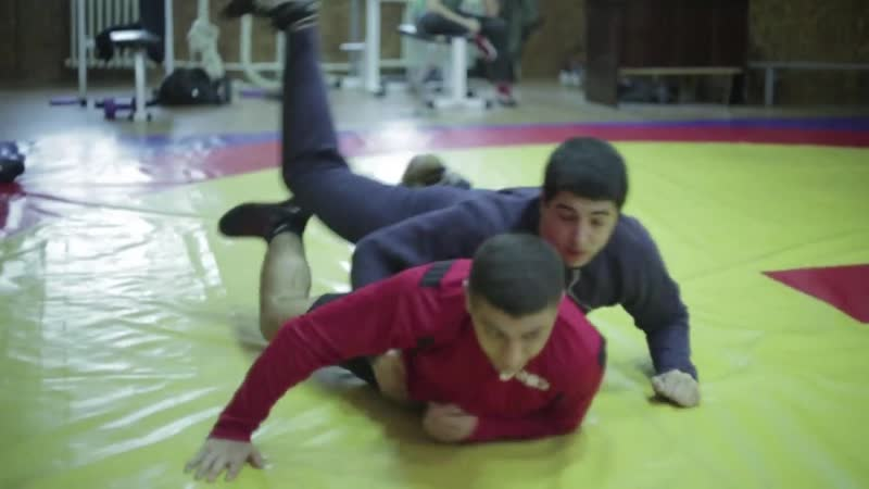 Тренировка по греко римской борьбе Training in Greco Roman wrestling