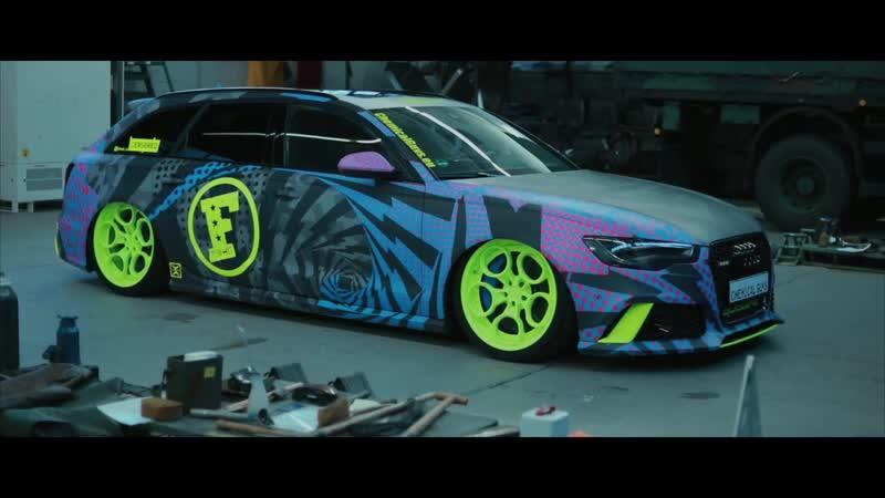 AUDI RS6 4G | Björn Hempel | VWHome | Perfect Stance