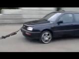 Как снять двигатель с автомобиля за 1 секунду