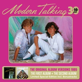 Modern Talking альбом The First & Second Album (30th Anniversary Edition)