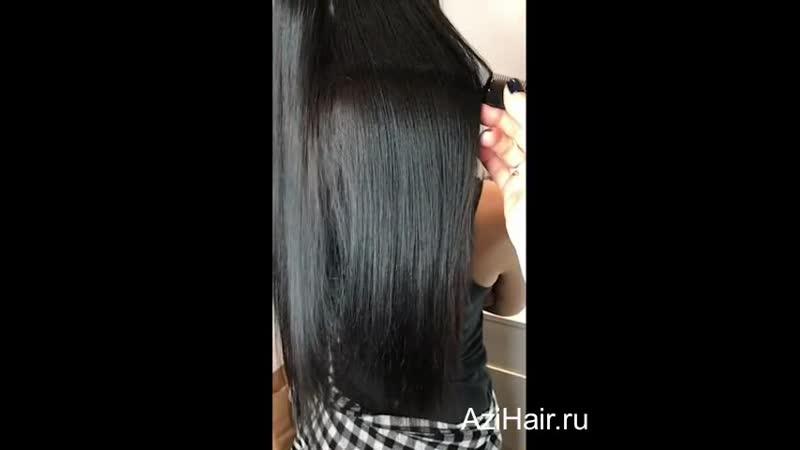Увеличение объёма волос - Тюмень Ази Хаир