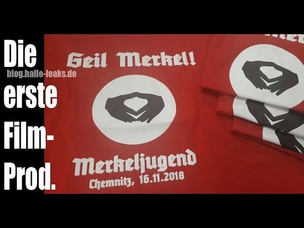 Sven Liebich und die Merkeljugend - Die erste Parade - Ein Meilenstein der Filmgeschichte