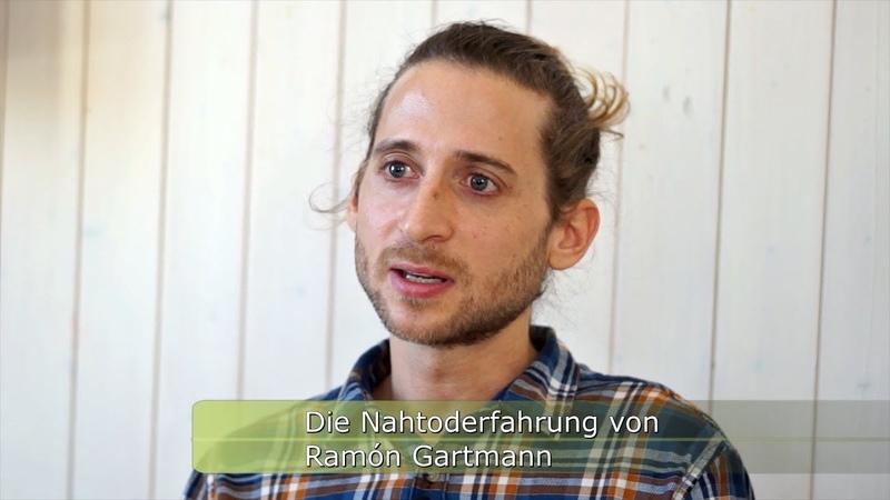 Die Nahtoderfahrung von Ramón Gartmann