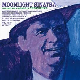 Frank Sinatra альбом Moonlight Sinatra