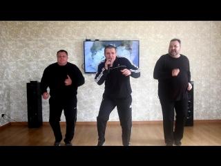 """Владимир Дубровский & """"Позитивные сердца"""" - Белые розы (Cover)"""