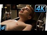 Steve Rogers Transformation Scene Captain America The First Avenger (2011) Movie Clip