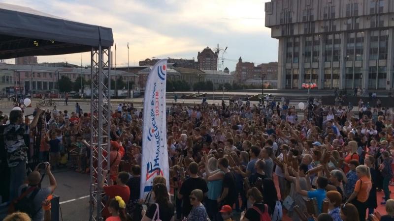Открытие фестиваля в Туле