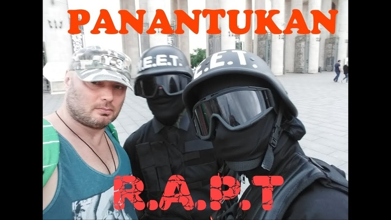 MIX - Уличная самооборона Панантукан RAPT kali arnis silat