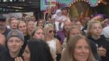 Benjamin Ingrosso Dance you off I wouldn't know - Sommarkrysset (TV4)