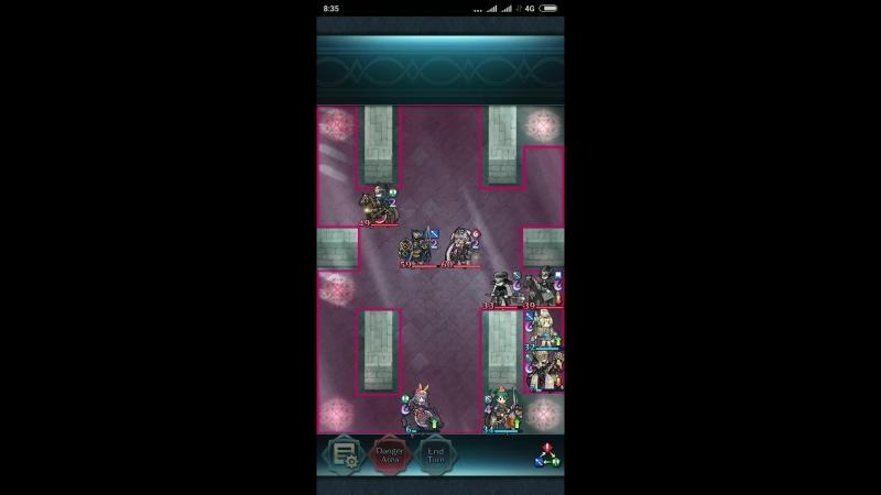 Fire Emblem Heroes: Garon Lunatic