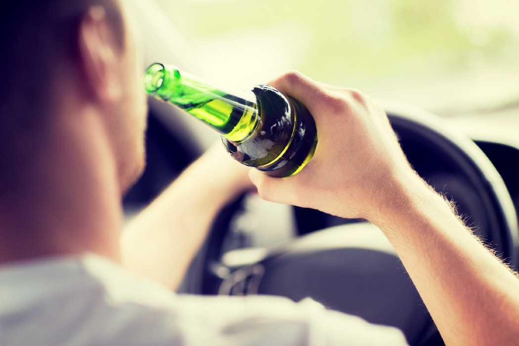 В Зеленчукском районе двух любителей выпить за рулем лишили водительских прав