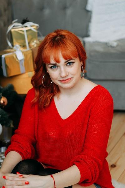 Мария Стафеева