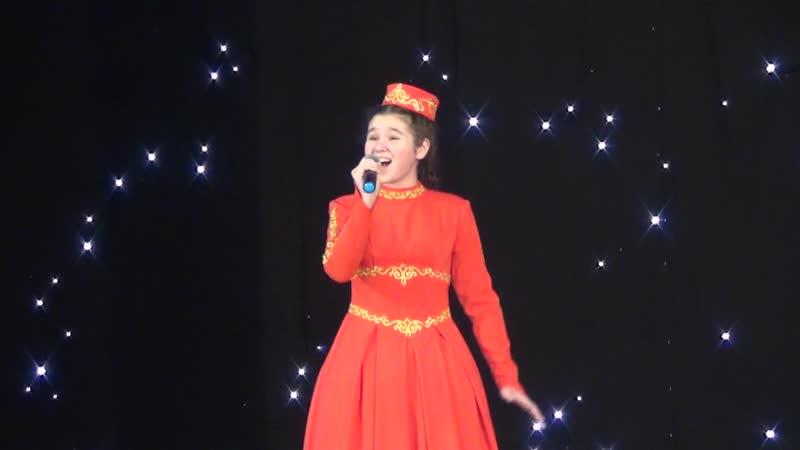 48)XVIII фестиваль Созвездие-Йолдызлык-2018 - 8.02.2018 (Набережные Челны)