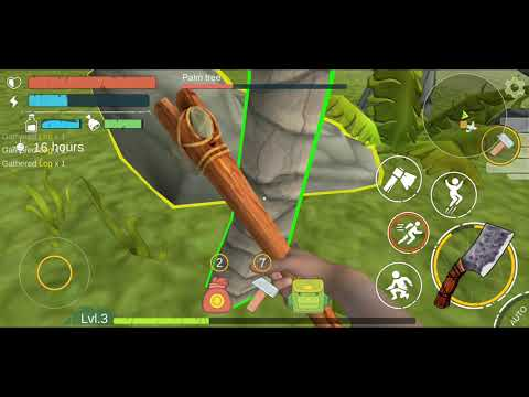 Jurassic Island 2 Lost Ark Survival IOS Android Review Gameplay Walkthrough