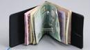 Кошелек мужской с крепким зажимом для денег