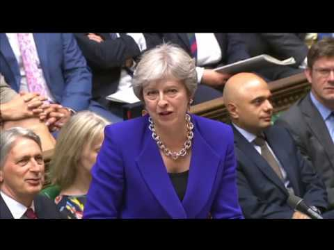 Prime Minister's Questions: 18 July 2018