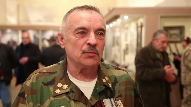 Відкриття виставки Війни УНСО - Придністров'я, Абхазія, Чечня