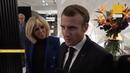 Emmanuel Macron Մակրոնը տիկնոջ հետ ժամանեց Հայաստան 24News 1