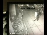 Момент Убийства в ресторане ВИКИНГ#викинг #убийство #махачкала #камера #видеонаблюдение #перестрелка