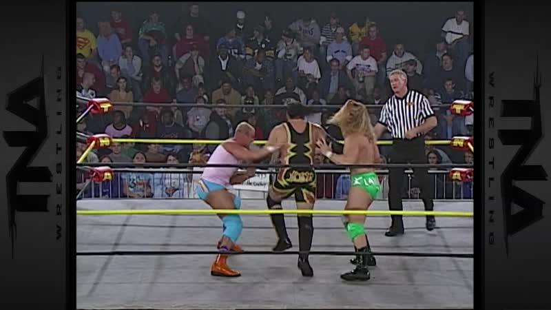 NWA-TNA. PPV 21 13.11.2002