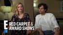 Penn Badgley, Elizabeth Lail Shay Mitchell Talk New Series You   E! Red Carpet Award Shows