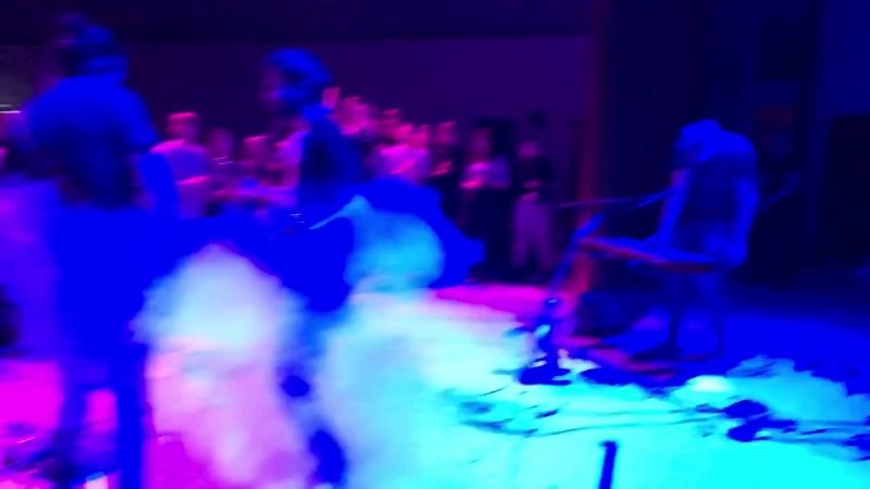 Fraine (Швейцария) на Eidic Nirvana Music Fest в Ульяновске