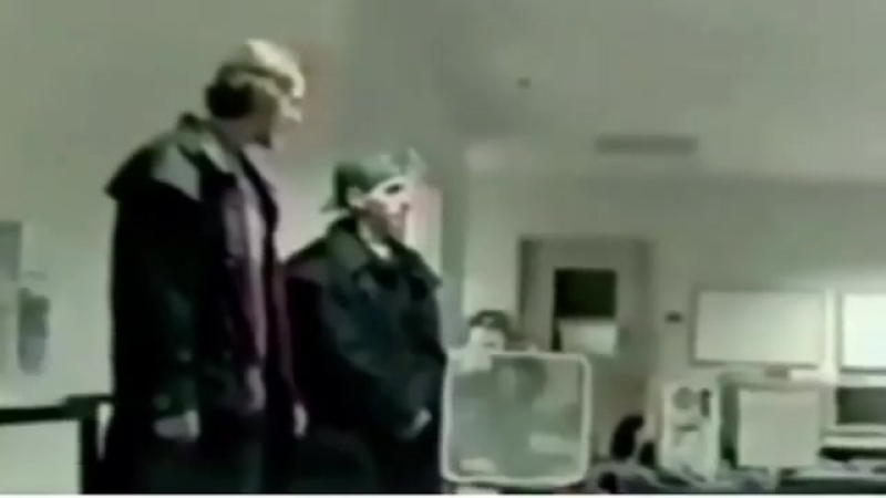Eric Harris and Dylan Klebold and Zero Hour