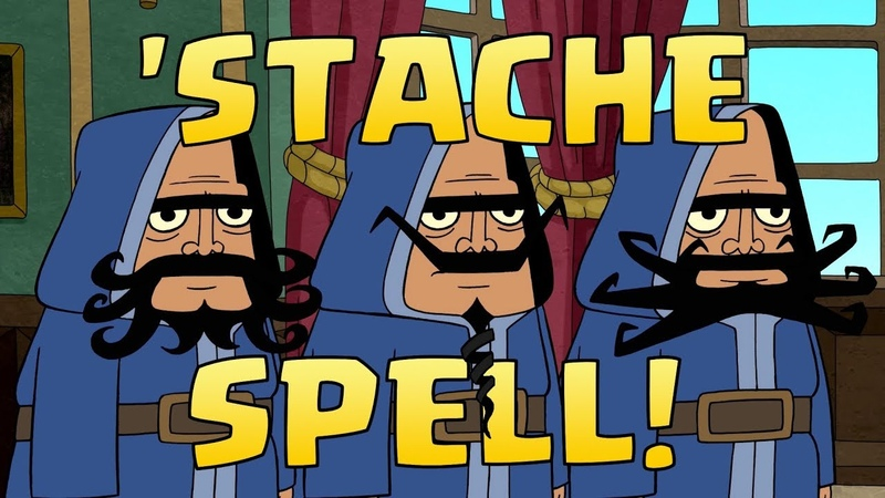 Clash-A-Rama: Donny and the Spell Factory (Clash of Clans) ClashRoyale
