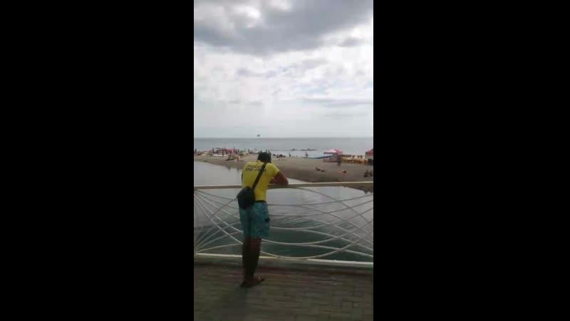 Море с Дивноморское