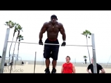 Kali Muscle - Training on the beach
