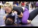 Girls Grappling Match • Women Wrestling BJJ MMA Female Brazilian Jiu-Jitsu