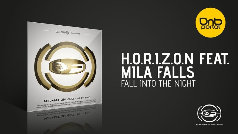 H.O.R.I.Z.O.N feat. Mila Falls - Fall Into The Night [Formation Records]