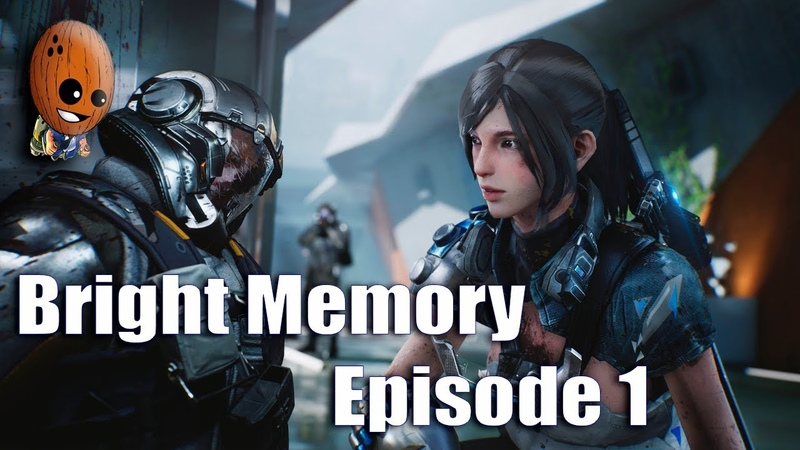 Bright Memory Episode 1 ➤Инди игра разработчика одиночки Геймплей Обзор