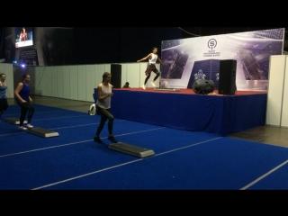 Saint-P Fitness Open Convention-Asya Magomedova