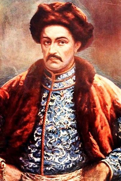 Иван Мазепа - национальный герой или предатель.