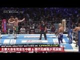 Golden Lovers vs. Cody & Hangman Page (Sakura Genesis 2018)