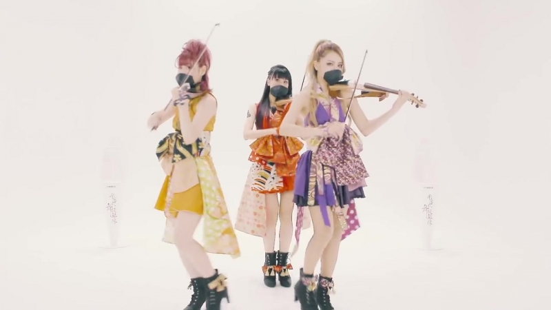 Heianshiki Buteikintai REOL YoiYoi Kokon violin and dance cover 2017