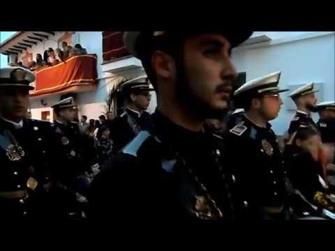 Marcha La SAETA CCTT Los Moraos ALHAURIN de la TORRE Pollinica 2018 Viernes de Dolores 23 03
