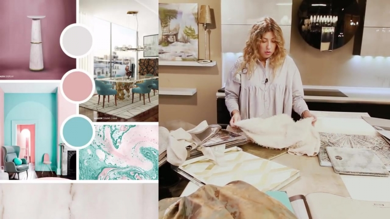 Тренды 2018 в дизайне интерьера. Модные тенденции, цвета, материалы. Доброразборы.