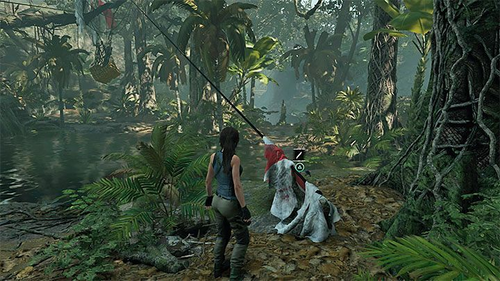 веревка в Shadow of the Tomb Raider