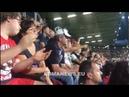 Viktoria Plzen Roma Standing ovation per Totti