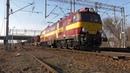 Stacja PKP Częstochowa Stradom [ IC TLK KS Cargo ]