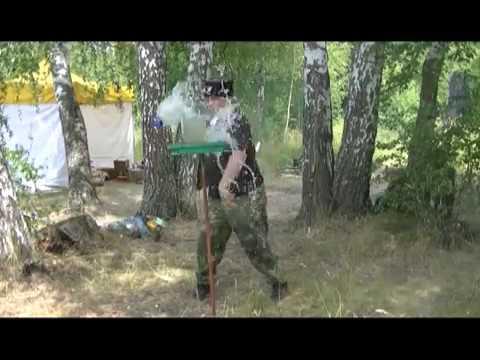 Лагерь КАЗАЧОК Окско Донского округа МОО ВБКВ