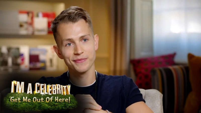 James McVey's Reveal Interview | I'm A Celebrity...Get Me Out Of Here!