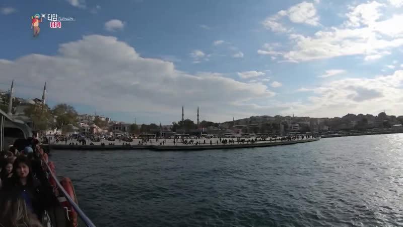 【K】Turkey Travel-IstanbuL _Ferry_Public Transportation_Uskudar_Dentur Avrasya