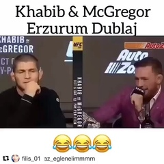 "Berry & Funda Topçu 🇹🇷 on Instagram: ""#khabibnurmagomedov #mcgregor 😂😂"""