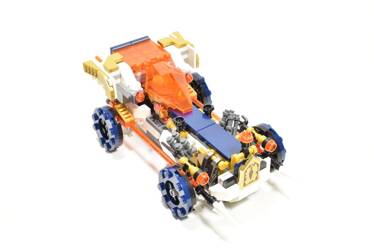 build a lego hot rod