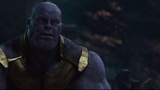 Avengers Infinity War Thanos talks to gamora Behind the Scenes VFX Breakdown