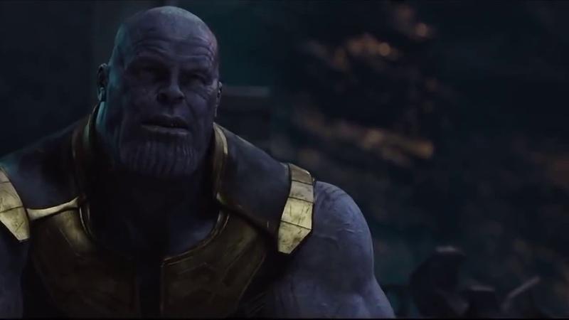Avengers Infinity War Thanos talks to gamora Behind the Scenes | VFX Breakdown