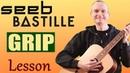Grip By Seeb, Bastille Guitar Lesson - Full acoustic guitar tutorial chords